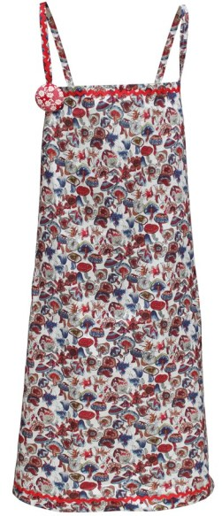 Lullilu Liberty Toadstool Dress
