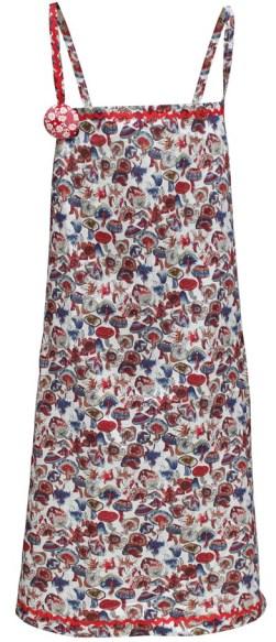 Lullilu Liberty Toadstool Dress