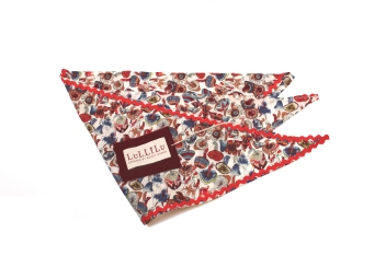 Lullilu Liberty Toadstool headscarf